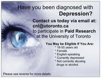 Have You Been Diagnosed With Depression?