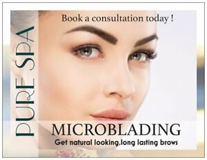 MICROBLADING  ~~ PURE SPA~~ 3D EYELASHES EXTENSIONS