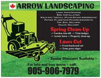 Arrow Landscaping -> Sod Install, Lawn Care + more....