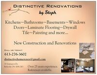 Renovations and Handyman - 20+ years - fully insured