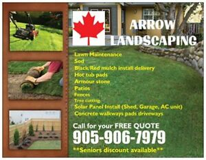 Landscaping Commercial + Residential