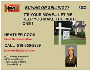 LET ME GET YOUR HOME SOLD