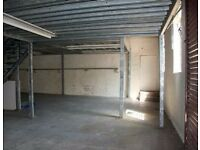 Industrial Unit space to let 600 sq ft. (shared) Uppingham Rd area