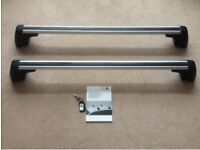 Genuine BMW roof bars for 3 Series Touring (F31) 2012 on.