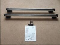 Genuine Audi roof bars for A4 Avant