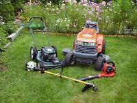 Property Yard Care and Landscaping