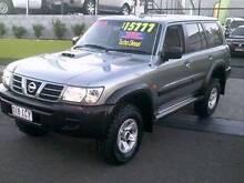 2003 Nissan Patrol 4X4 TURBO DIESEL $15777 OR $0 DEPOSIT FINANCE Woodridge Logan Area Preview