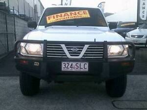 2000 Nissan Patrol DUAL FUEL AUTO 7 SEATER 4X4 $9990 FINANCE NOW Woodridge Logan Area Preview
