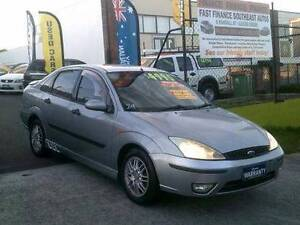 2003 Ford Focus Sedan $4990 FINANCE WITH US TODAY $0 DEPOSIT Woodridge Logan Area Preview