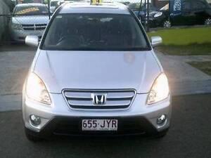 2006 Honda CRV UPGRADE AUTOMATIC $8990 OR $0 DEPOSIT FINANCE ! Woodridge Logan Area Preview