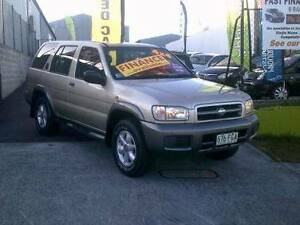 1999 Nissan 4X4 Pathfinder $5990 OR $0 DEPOSIT FINANCE WITH US ! Woodridge Logan Area Preview