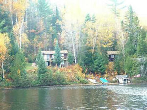 Cottage for rent - 3 cabins, 9 bedrooms