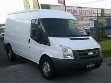 2008 Ford Transit Van $10990 TURBO DIESEL CHEAP CHEAP CHEAP !!!!! Woodridge Logan Area Preview