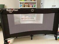 Baby Dan travel cot
