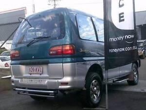 2008 Mitsubishi Delica $9990 AUTOMATIC TURBO DIESEL $0 DEPOSIT ! Woodridge Logan Area Preview