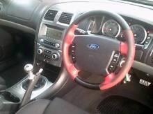 2006 Ford Falcon XR6 BF Ute 5 SPD MANUAL IN BLACK $9990 Woodridge Logan Area Preview