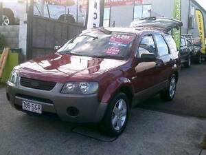 2005 Ford Territory 7 SEATER $9990 / $0 DEPOSIT FINANCE TODAY ! Woodridge Logan Area Preview