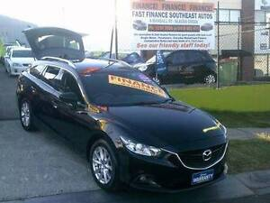 2013 Mazda Mazda6 Wagon $17990 FINANCE EASY TODAY ! $0 DEPOSIT Woodridge Logan Area Preview