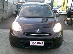 2011 Nissan Micra Hatchback $7990 BARGAIN $0 DEPOSIT FINANCE NOW Woodridge Logan Area Preview