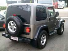 2005 Jeep Wrangler 4X4 AUTOMATIC $14990 ONLY 85000 KLMS LOBOOKS ! Woodridge Logan Area Preview