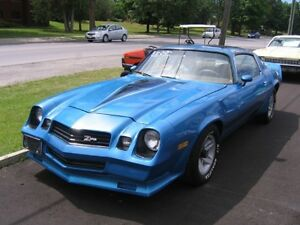 LOOKING FOR 1980s CAMARO Z28