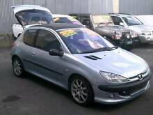 2001 Peugeot 206 GTI $1990 CHEAP CHEAP CHEAP ! COME GET IT Woodridge Logan Area Preview