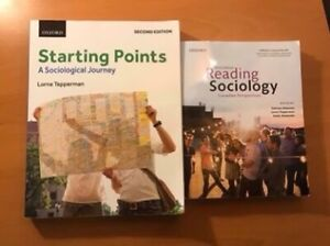 Starting Points & Reading Sociology Textbooks + Notes
