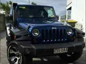 2010 Jeep Wrangler Convertible **12 MONTH WARRANTY** Coopers Plains Brisbane South West Preview