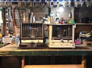 2 Kerosene Heaters. Both $100 OBO