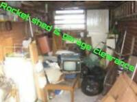 Shed & garage clearance