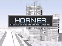 Horner Construction Management - Quantity Surveying, Estimating & Construction Management Services