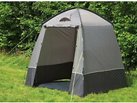 OUTHOUSE XL UTILITY TENT.