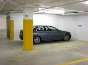 Downtown Parking Space – Assigned Indoor Heated - Beside YMCA