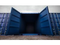 Storage Solutions Self Store Container Storage, Warehousing & Distribution. Household and Commercial