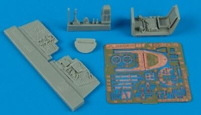 Aires Hobby 1/72 BF109G6 Cabina Set per Fnm D 7156