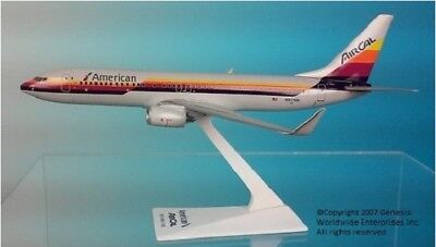 Flight Miniatures American Airlines Air Cal Heritage Livery Boeing 737 800 1 200