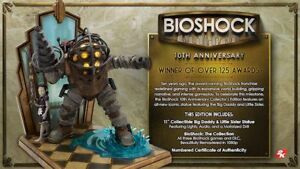 bioshock 10th anniversary collectors edition for PS4