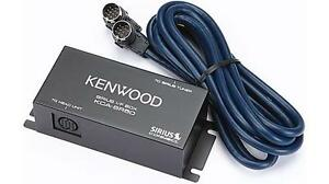 New/Kenwood KCA-SR50 Sirius Interface Adapter