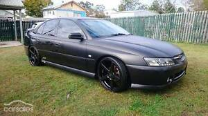 2003 VY SS series 2 sedan Leichhardt Ipswich City Preview