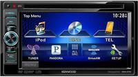 "Kenwood DDX470 6.1"" touch screen Double Din Deck/ DVD"