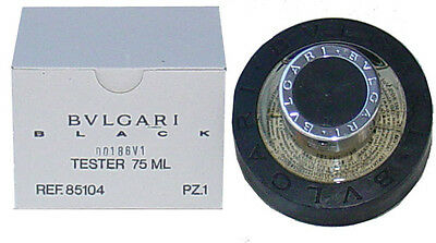 Bvlgari Black Spray - BVLGARI BLACK 2.5 oz eau de toilette Women Men Perfume Cologne Spray NEW no cap