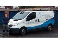Window cleaning & Gutter cleaning services. We cover all areas of Cardiff