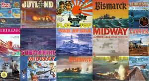 WANTED: Old Board Wargames