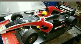1/5 genius f1 car 2 stroke