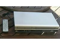 Combination VHS/DVD Player
