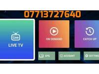 FIRESTICK & ANDROID BOX FHD TV , 3000 + CHANNELS