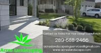 Interlock & Hardscaping /Skilled Laborers & Lead Hands Needed