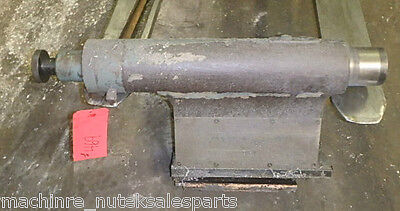 Mori-seiki Cnc Lathesl-3a1222 Tailstocktail Stock Assembly
