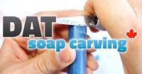 Canadian DAT Online lessons & soap for manual dexterity