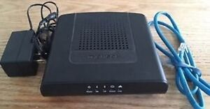 Thomson DCM475 & DCM476 Cable Modems (for use with TekSavvy)
